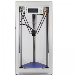 High performance Delta 3D printer by aluminium frame