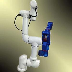 China educational robot 900mm working radius 6 axis robot